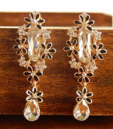 Buy stylish earrings danglers-drop online