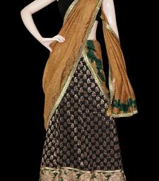 Buy Black n Gold Diva lehenga-choli online