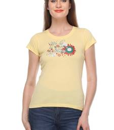 multicolor printed Cotton tops shop online