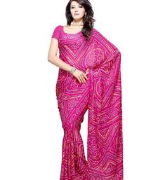 Buy Affinitive Festival/Party Wear Designer Saree by DIVA FASHION- surat crepe-saree online