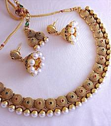 Buy Polki necklace set necklace-set online