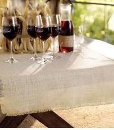 Buy Eco Home Jute Table Runner table-mats-and-runner online