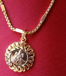 Buy Laxmi Designer Pendant with Chain Necklace online