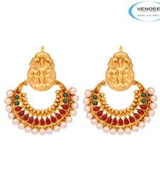 Buy Vendee Fabulous fashion earrings (7896) danglers-drop online