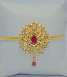Buy ruby adjustable bajubandh bajuband online