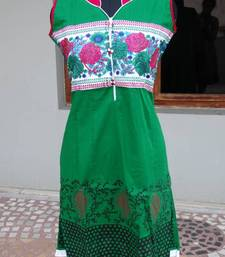 Buy Pure cotton kurti kurtas-and-kurti online