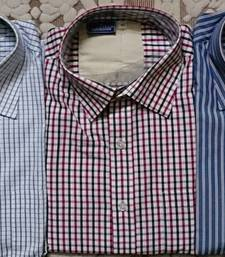 Buy  SHIRTS - MEN SHIRTS COMBO OF 3 PIECES, AVAILABLE IN 42 SIZE ONLY gifts-for-husband online
