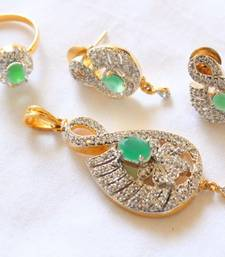 Buy Pendant set and Earrings Pendant online