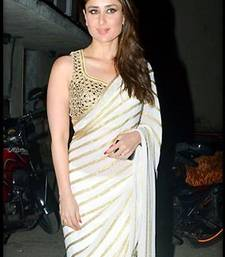 Buy Kareena Kapoor in Amrita Thakur Saree party-wear-saree online