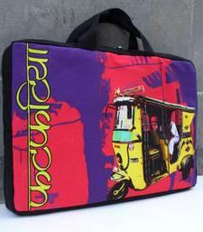 Buy Yellow Taxi Laptop Bag sling-bag online