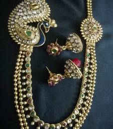 Buy royal polki set Necklace online
