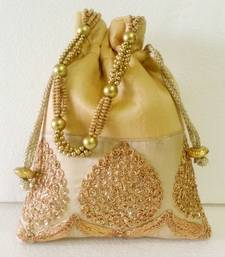 Buy Party,Mehendi,marriage,gifting,silk, purse,gift, Ethnic,Handmade,Indian,bag,traditional, india clutch online