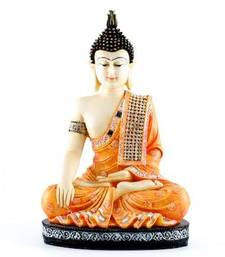 Buy Meditating Buddha Idol office-opening-gift online
