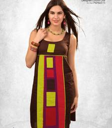 Buy Fashionable Designer Cotton Kurti kurtas-and-kurti online