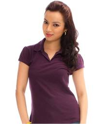 "Buy ""hvm Wine V-Neck Women T-Shirt.SIZE-L-90CM other-apparel online"