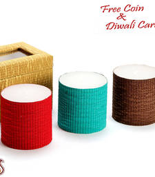 Buy Pillar candles gift pack candle online