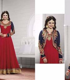 Buy Party-wear Floor Length with embroidered Jacket  party-wear-gown online