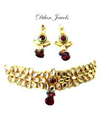 Kundan Choker Set shop online