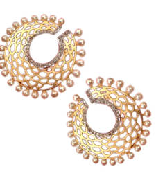 Buy Design no. 1.304....Rs. 1900. Earring online