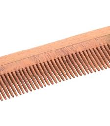 Buy Ancient living neem wood comb -(set of 3) personal-cis online