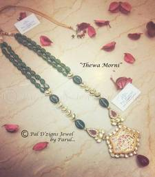 Buy Thewa - Morni (Neckline) Necklace online