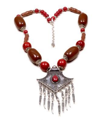 Buy Multicolor Jade Necklaces Online