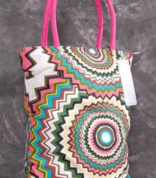 Buy Graceful Multicolour Premium Handbag  tote-bag online, Buy tote-bags online