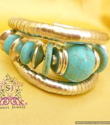 Buy Turquoise Fashion Bracelet bangles-and-bracelet online