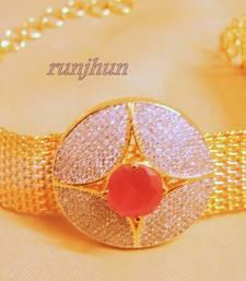 Buy AD RUBY BRACELET Bracelet online