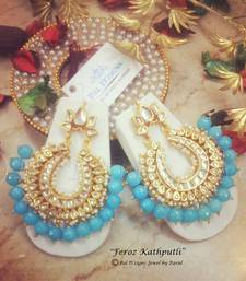 Buy Feroz kathputli Earings danglers-drop online