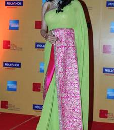 Buy Sridevi Indian traditional bollywood saree, designer saree, party wear saree, facny saree. sridevi-saree online