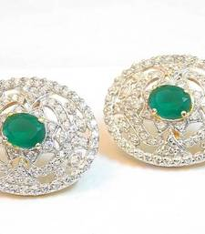 Buy Queen's royal bridal Earring no 1011 stud online