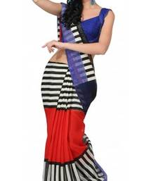 Buy Women's Ethnic Wear - SAREES art-silk-saree online