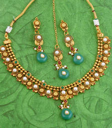 Buy antiquesetno210 necklace-set online