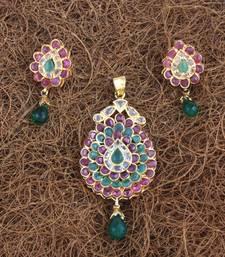 Buy polkisetno513 necklace-set online