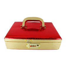 Buy Goldencollections Marriage Jewellery Box jewellery-box online