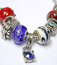 Buy Blue Charm Bracelet bangles-and-bracelet online