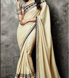 Buy Vishal Chikoo Blue Saree Iifanazakat33512 party-wear-saree online