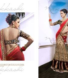 Buy Queen Collectiom 3009B lehenga-saree online