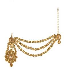 Buy Three line Head Accessories - PASSA eid-jewellery online