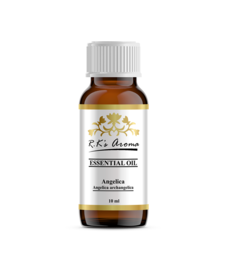 Buy Rks Aroma Angelica Essential Oil - 100% Pure & Natural, 10 ml essential-oil online