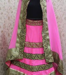 Buy Pink lehenga lehenga-choli online