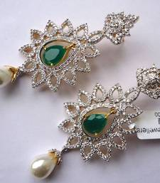 Buy Vatika AD Earrings -DSC04714 danglers-drop online