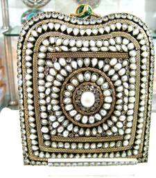 Buy Royal Designer Ethnic Collection Clutchers clutch online