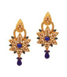 Buy Vendee Awesome fashion designer earrings 8011 Earring online