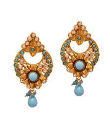 Buy Vendee Attractive beads earrings 8012 Earring online