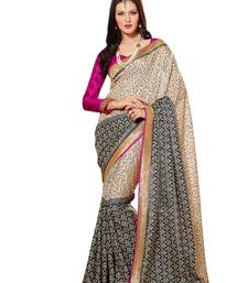 Buy Aesha Designer Printed Silk Saree printed-saree online
