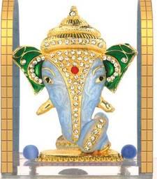 Buy Om Ganesha Car Stand LM2055 ganesh-chaturthi-gift online