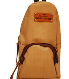 Buy Clean Planet GlobeTrotter Classic Mini Backpack Accessory Textured Beige backpack online