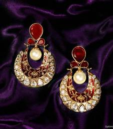 Buy Design no. 6B.2107....Rs. 2150 danglers-drop online
